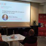 L'organisation patronale en Suisse et l'évolution du travail : un véritable enjeu, et un débat passionnant !