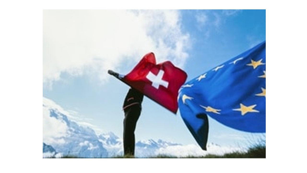 Accord-cadre avec l'UE: la version suisse du «remain or leave»